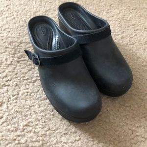 Crocs Black Clogs! Never worn